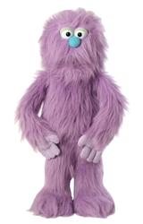 Monster Purple Fullbody Puppet