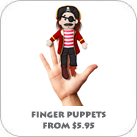 Finger Puppets From $5.95